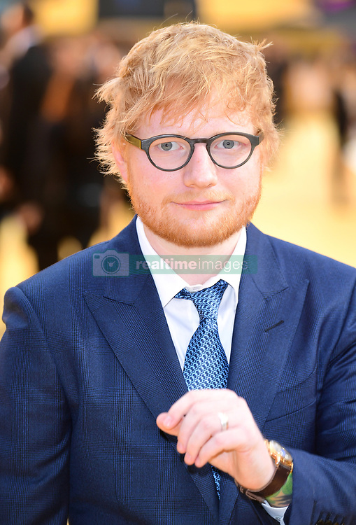 File photo dated 18/06/19 of pop star Ed Sheeran who has lodged plans to install two barbecues and a large pizza oven on his sprawling estate in East Anglia.
