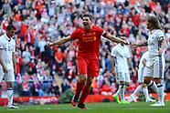 250317 Liverpool Legends v Real Madrid Legends