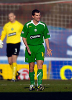 Photo: Jed Wee.<br /> Clyde v Glasgow Celtic. Scottish Cup. 08/01/2006.<br /> <br /> Celtic's Roy Keane tries to encourage his team mates.
