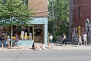 Mile End - St-Viateur & Bernard Street