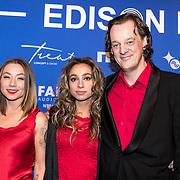 NLD/Amsterdam/20190212- Uitreiking Edison Pop 2019,