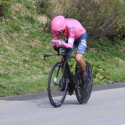 ANDERMATT (SUI) CYCLING<br /> Tour de Suisse stage 7<br /> <br /> Rigoberto Uran (Columbia / Team EF Education First)