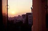 Sunset in Pali Hill, Mumbai, India