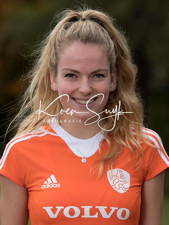 UTRECHT - MAARTJE KREKELAAR.  Jong Oranje hockey meisjes -21. COPYRIGHT KOEN SUYK