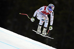 30.11.2017, Lake Louise, CAN, FIS Weltcup Ski Alpin, Lake Louise, Abfahrt, Damen, 3. Training, im Bild Lindsey Vonn (USA) // Lindsey Vonn of the USA in action during the 3rd practice run of ladie's Downhill of FIS Ski Alpine World Cup at the Lake Louise, Canada on 2017/11/30. EXPA Pictures © 2017, PhotoCredit: EXPA/ SM<br /> <br /> *****ATTENTION - OUT of GER*****