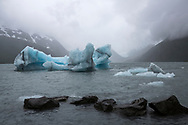 Portage Glacier on the Kenai Peninsula included within the Chugach National Forest, Alaska, USA<br /> <br /> Photographer: Christina Sjögren<br /> <br /> Copyright 2019, All Rights Reserved