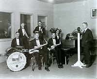 1925 Hollywoodland's KNX Community Orchestra