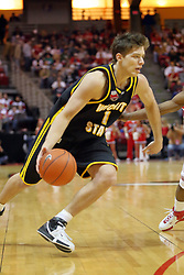 18 January 2007: Gal Mekel. The Shockers of Wichita State were shut off by the Redbirds by a score of 83-75 at Redbird Arena in Normal Illinois on the campus of Illinois State University.