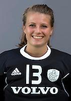 UTRECHT - Josine Koning. Jong Oranje meisjes -21 voor EK 2014 in Belgie (Waterloo). COPYRIGHT KOEN SUYK