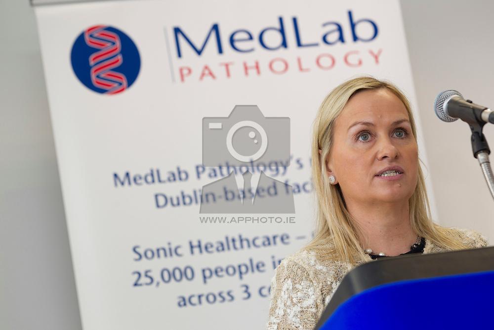 Dr Eibhlis O'Donovan, Consultant Cytopathologist, MedLab Pathology