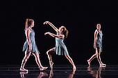 Santa Clara University Department of Theatre & Dance – Choreographers' Gallery Dress Rehearsal 2