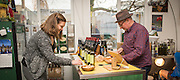 Real Good Food is a small import shop of Italian olive oils and specialty foods from Louisianna and is located in Portland, Oregon.