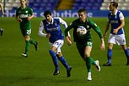 Birmingham City v Preston North End 200121