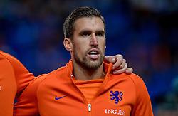 10-10-2016 NED: WK kwalificatie Nederland - Frankrijk, Amsterdam<br /> Nederland verliest met 1-0 van Frankrijk / Kevin Strootman #6