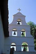 Mission San Diego De Alcala, Bell Tower, San Diego, California (SD)