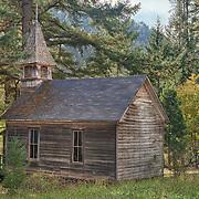 School House Church - Golden, Oregon - HDR