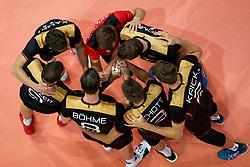 21-09-2019 NED: EC Volleyball 2019 Netherlands - Germany, Apeldoorn<br /> 1/8 final EC Volleyball / Germany