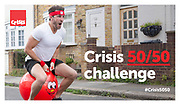 Crisis 50/50 campaign photography.