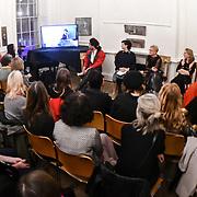 Identity & Future in Russian Fashion at Pushkin house, London, UK