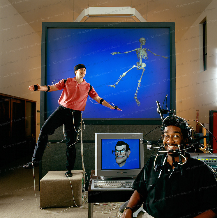 SimGraphics engineers make animation easier for movie and television.