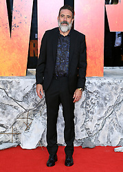 Jeffrey Dean Morgan attending the European premiere of Rampage, held at the Cineworld in Leicester Square, London. Photo credit should read: Doug Peters/EMPICS Entertainment