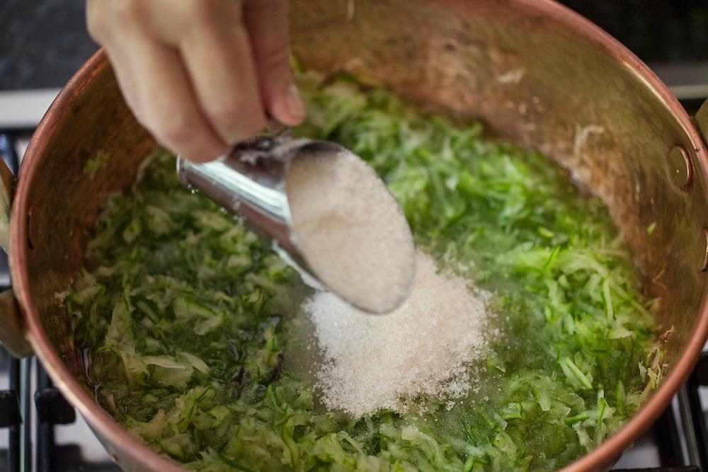 Belo Horizonte_MG, Brasil.<br /> <br /> Detalhe da confeccao de doce de cidra.<br /> <br /> Production detail of cider candy.<br /> <br /> Foto: JOAO MARCOS ROSA/NITRO