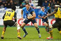 Remy Grosso - 03.01.2015 - Castres / La Rochelle - 15eme journee de Top 14 - <br />Photo : Laurent Frezouls / Icon Sport
