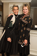 LEONIE FRIEDA; VISCOUNTESS WINDSOR, An evening of entertainment at St James Court in support of the redevelopment of St Fagans National History Museum. In the spirit of the court of Llywelyn the Great . St. James Court Hotel. London. 17 September 2015<br />  <br /> Noson o adloniant yn St James Court i gefnogi ail-ddatblygiad Sain Ffagan Amgueddfa Werin Cymru