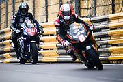 Horst SAIGER, AUT, Saiger-Racing YAMAHA R1<br /> <br /> 65th Macau Grand Prix. 14-18.11.2018.<br /> Suncity Group Macau Motorcycle Grand Prix - 52nd Edition.<br /> Macau Copyright Free Image for editorial use only