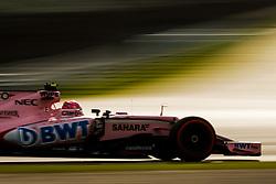 September 30, 2017 - Sepang, Malaysia - Motorsports: FIA Formula One World Championship 2017, Grand Prix of Malaysia, ..#31 Esteban Ocon (FRA, Sahara Force India F1 Team) (Credit Image: © Hoch Zwei via ZUMA Wire)