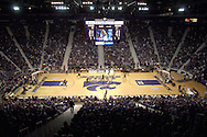 The Missouri Tigers bring the ball up court against Kansas State during the second half of K-State's 79-64 win over the Tigers at Bramlage Coliseum in Manhattan, Kansas, January 21, 2006.