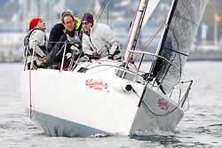 , Kiel - Maior 28.04. - 01.05.2018, J 80 - Pike - GER 614 - Martin MENZNER - Kieler Yacht-Club e. V