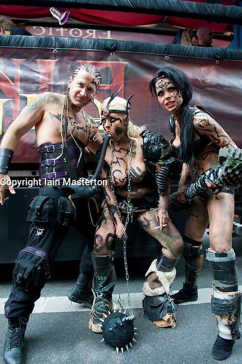 Christopher Street Day Parade in Berlin Germany 2011