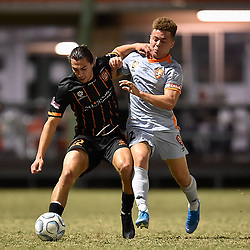 3rd October 2020 - NPL Queensland Senior Men RD17: Eastern Suburbs FC v Brisbane Roar FC