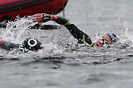 Adeline Furst (FRA) competes on Women's 5 kms Open Water during the Swimming European Championships Glasgow 2018, at Tollcross International Swimming Centre, in Glasgow, Great Britain, Day 7, on August 8, 2018 - Photo Stephane Kempinaire / KMSP / ProSportsImages / DPPI