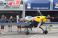 The Red Bull Air Race World Championships - Qualifying, Ascot Racecourse, Berkshire UK, 16 August 2014, Photo by Richard Goldschmidt