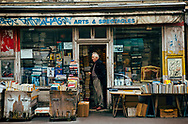Bookstore, 2014. Paris, France. ©Ciro Coelho Letter size temp print made