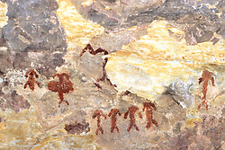 Rock Art From Kiabab Forest Site