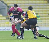 20011209  Saracens vs Newcastle Falcons