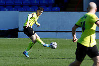 Tom Walker. Aldershot Town FC 1-2 Stockport County FC. Vanarama National League. The EBB Stadium. 2.4.21
