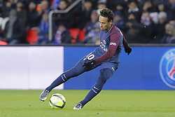 January 17, 2018 - Paris, Ile de France, France - Neymar da Silva Santos Junior - Neymar Jr  (Credit Image: © Panoramic via ZUMA Press)