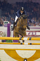Smolders Harrie (NED) - Regina Z<br /> Rolex FEI World Cup ™ Jumping Final <br /> 'S Hertogenbosch 2012<br /> © Dirk Caremans