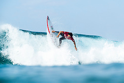 Yago Dora (BRA) advances to Round 3 of the 2018 Ballito Pro pres by Billabong after placing second in Heat 15 of Round 2 at Ballito, South Africa.
