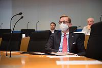 DEU, Deutschland, Germany, Berlin, 23.06.2021: Philipp Amthor (CDU), Deutscher Bundestag, Konstituierende Sitzung der Kommission zur Reform des Bundeswahlrechts und zur Modernisierung der Parlamentsarbeit.