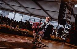 20.06.2019, Baumbar Areal, Kaprun, AUT, Austropop Festival, im Bild Jungmusiker mit Ziehharmonika // during the Austropop Music Festival in Kaprun, Austria on 2019/06/20. EXPA Pictures © 2019, PhotoCredit: EXPA/ JFK