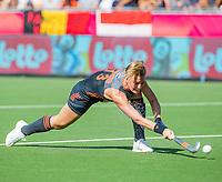 ANTWERPEN - Caia Van Maasakker (Ned)    tijdens  de   finale  dames  Nederland-Duitsland  (2-0) bij het Europees kampioenschap hockey.   COPYRIGHT  KOEN SUYK
