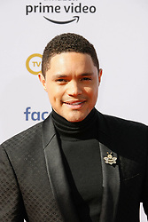March 30, 2019 - Los Angeles, CA, USA - LOS ANGELES, CA - MAR 29: Trevor Noah attends the 50th NAACP Image Awards Non-Televised Dinner at The Berverly Hilton on March 29 2019 in Los Angeles CA. Credit: CraSH/imageSPACE/MediaPunch (Credit Image: © Imagespace via ZUMA Wire)