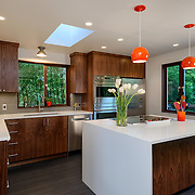 Kitchen designed and built by Axiom Design Build, Seattle, WA