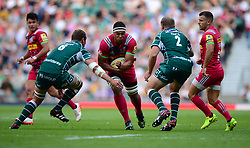 Ben Glynn of Harlequins - Mandatory by-line: Alex James/JMP - 02/09/2017 - RUGBY - Twickenham Stadium - London, England - London Irish v Harlequins - Aviva Premiership