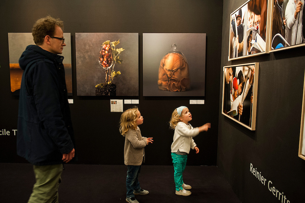 Nederland, Amsterdam, 20 nov 2012.Pan, kunstbeurs in de RAI. .Foto (c)  Michiel Wijnbergh